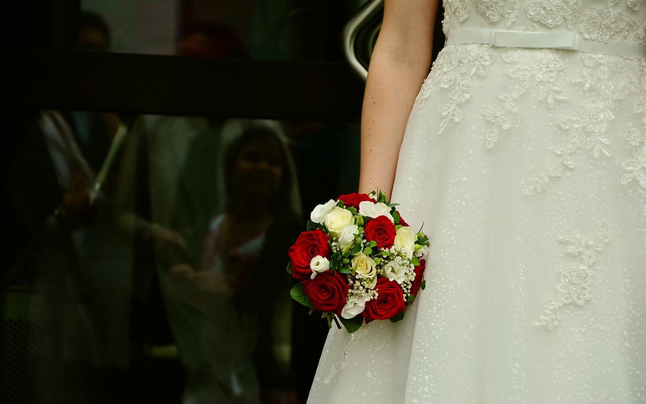 Zespół na weselu.